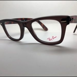 Clear Ray Bans